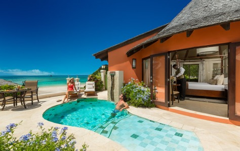 sandals-private-pool